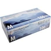 Medi-Inn Nitril blauwe handschoenen budget maat SMALL