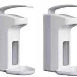 Dispenser & wandhouders