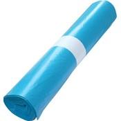 MedicaMarkt blauwe afvalzakken 120 liter in 3 diktes per rol