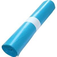 MedicaMarkt blauwe afvalzakken 120 liter in 3 micron diktes per rol