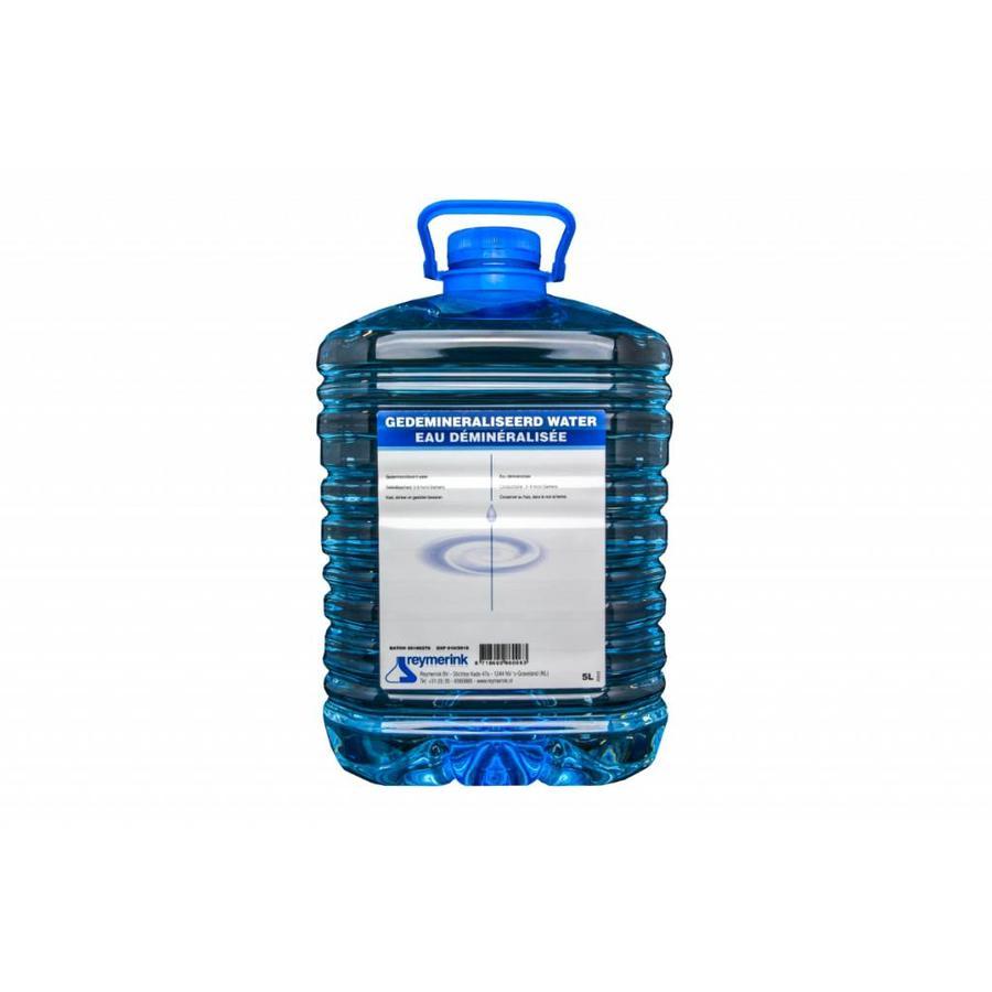 Gedemineraliseerd water 5 liter 5-8µS