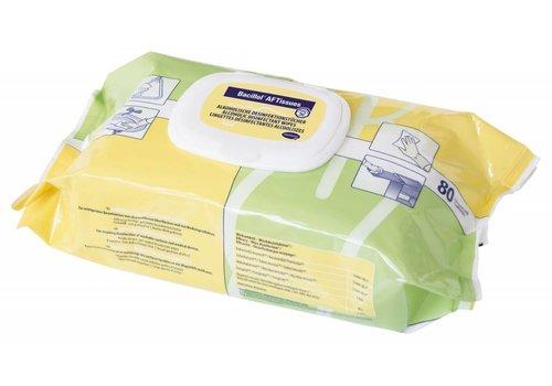 Bacillol AF tissues per pak 80 doekjes