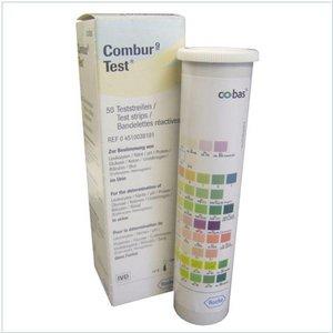 Roche Combur 9 urine teststrips 50 strips