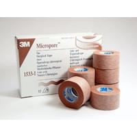 Micropore 1533 chirurgische hechtpleister huidskleur
