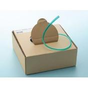 Medisize zuurstofslang 3mm 30 mtr groen PHS3-30G