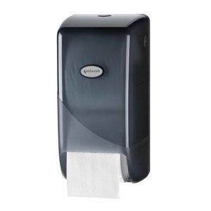 Rembrandt zwarte toilet doprol dispenser p.s.