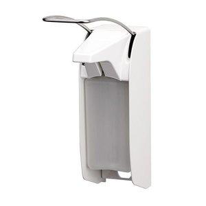 Ophardt Aluminium dispenser WIT 500 ml ELS 26P/25 lange beugel