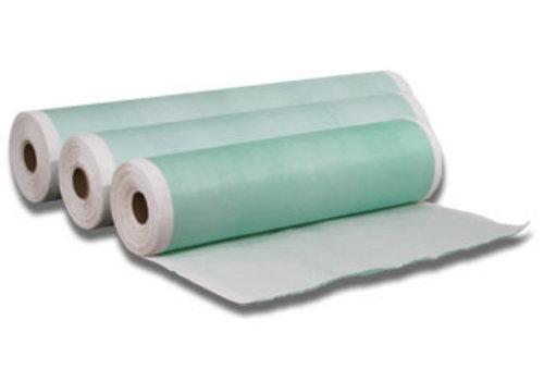 Plasty 3 laags onderzoeksbankpapier PE 60cm x 50mtr per rol