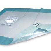 Hartmann Foliodrape® Protect Afdeklakens met venster, zelfklevend.