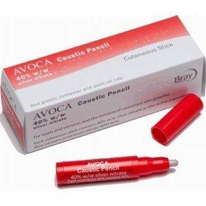 Bray Avoca zilvernitraat stift tegen wratten 40% p.s.