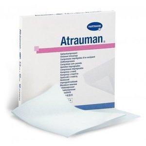 Hartmann Atrauman zalfkompres 5x5cm doos a 10st