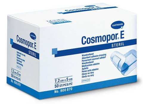 Cosmopor E wondverband per doosje