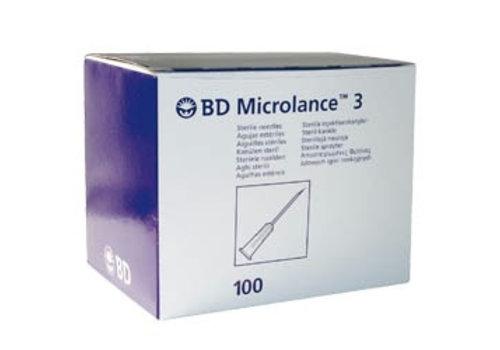Microlance 3 injectienaald 100st