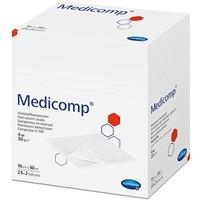 Hartmann Medicomp non-woven kompressen 6 laag  p.pak