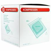 Noba gaaskompres 10x10 steriel 8 laags p.doosje a 50st