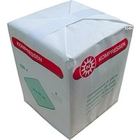 Noba gaaskompres 10x10 onsteriel 8 laags pak a 100st
