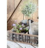 "IB LAURSEN Kiste 6 Fächern ""Fleur, B '57"""