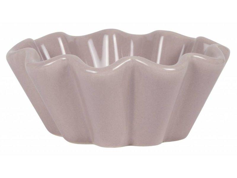 "IB LAURSEN Muffinform ""lavendel"" Mynte Keramik"