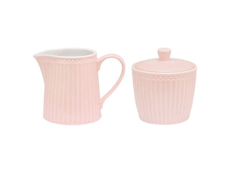"""GreenGate Milchkännchen """"Creamer Alice"""" pale pink"""