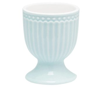 "GreenGate Eierbecher ""Egg cup Alice"" pale blue"