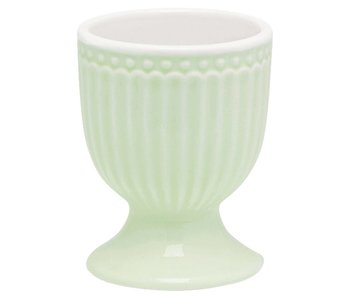 "GreenGate Eierbecher ""Egg cup Alice"" pale green"