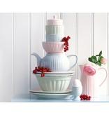 "GreenGate Frühstücksteller ""Plate Alice"" pale pink"