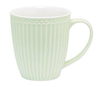 "GreenGate Becher ""Mug Alice"" pale green"