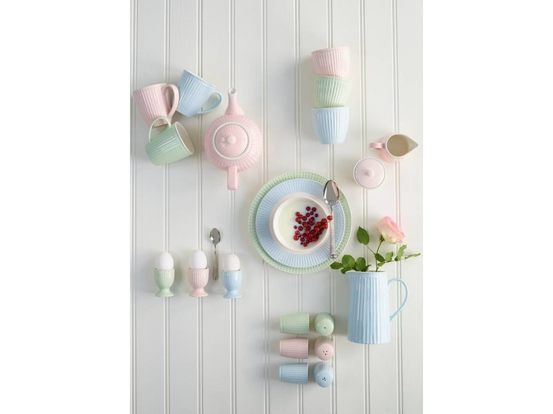 "GreenGate Becher ""Mug Alice"" pale pink"