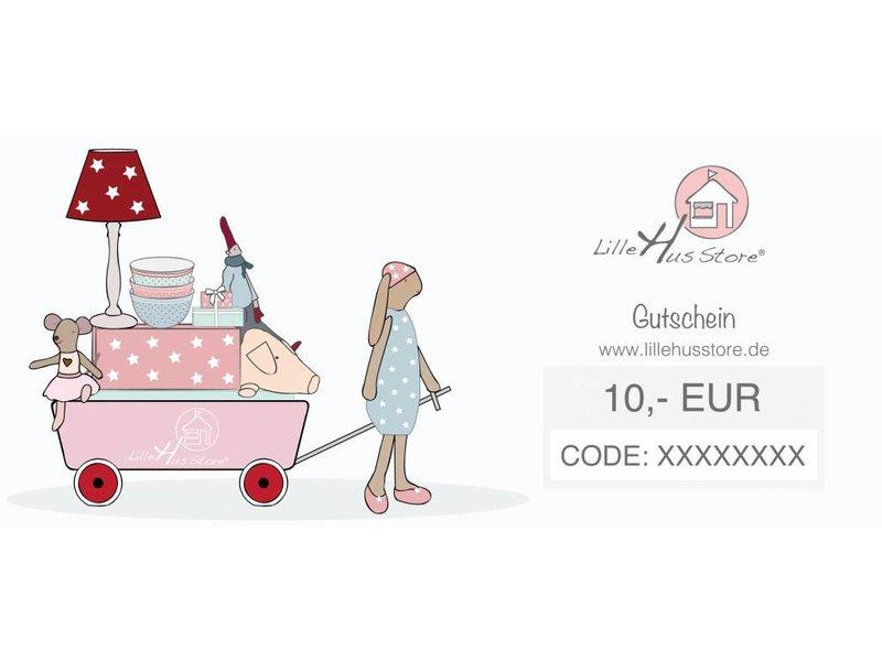 LilleHus Store 10 EUR Gutschein