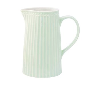 "GreenGate Krug ""Jug Alice"" pale green, 1L"