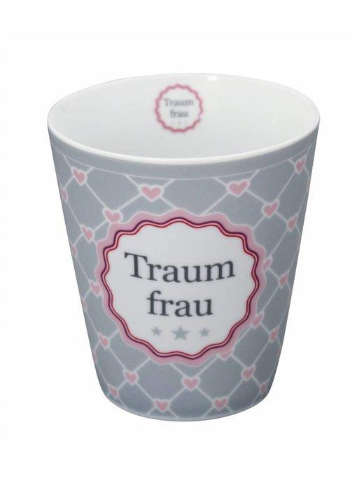 "Krasilnikoff Becher ""Traumfrau"""