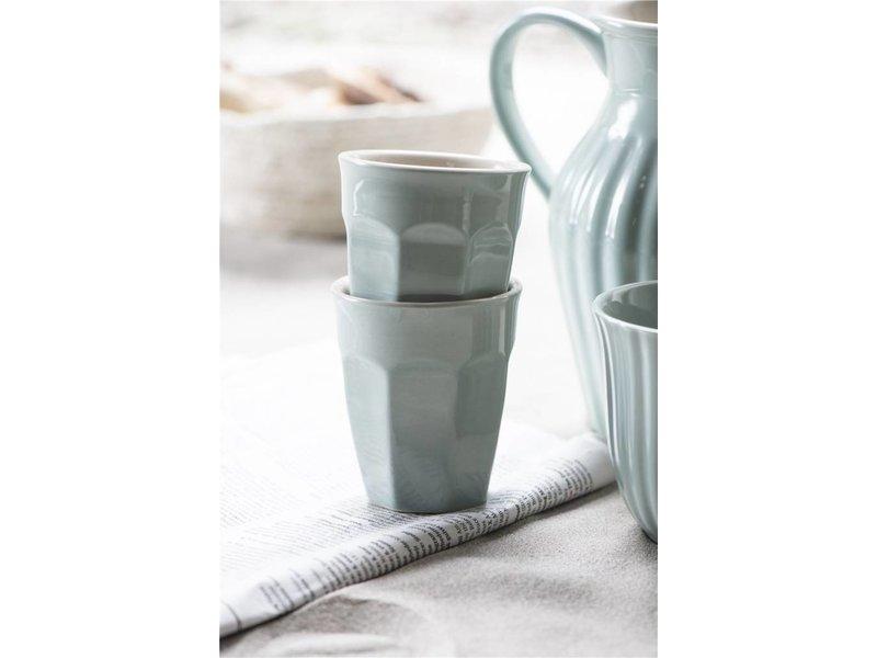 """IB LAURSEN Cafe Latte Becher """"Mynte"""" Green Tea"""