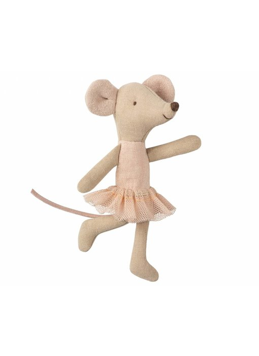 """Maileg Ballerina Maus """"Little Sister"""" kleine Schwester"""