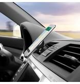 Magnetische auto telefoonhouder voor aan je ventilatierooster