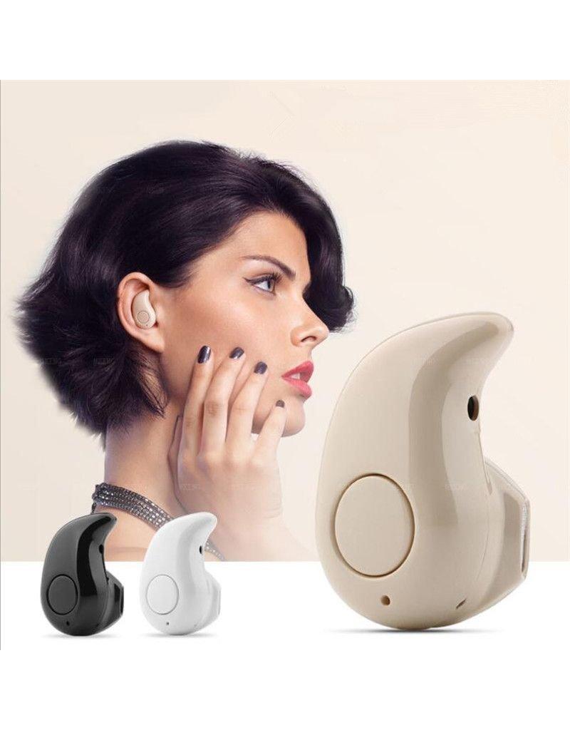 Bluetooth headset – In Ear Oordopje