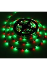 RGB LED strip 5m incl. Remote
