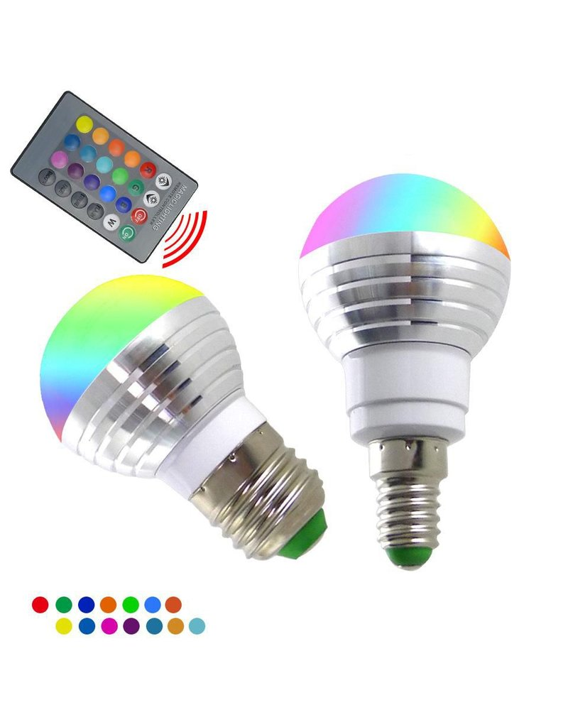 RGB LED Lamp