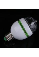 Rotating Disco lamp E27 LED