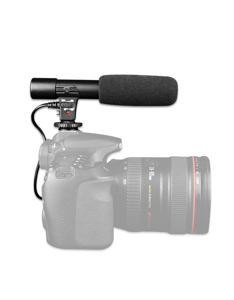 Richtmicrofoon / externe microfoon
