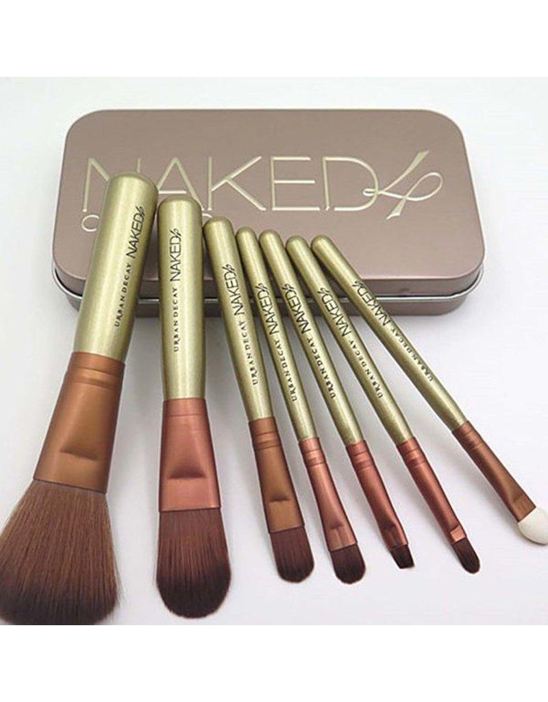 Make up kwasten