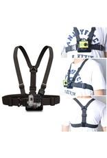 GoPro strap chest mount