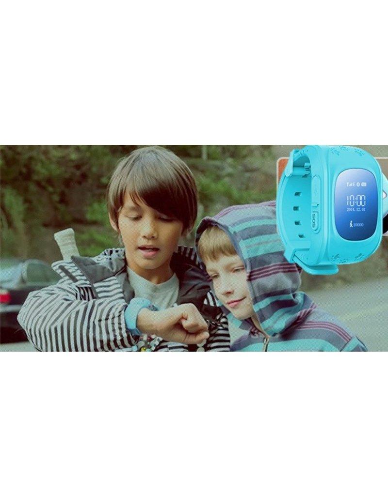 GPS tracker kinderhorloge