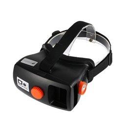 Virtual reality glasses 3D glasses