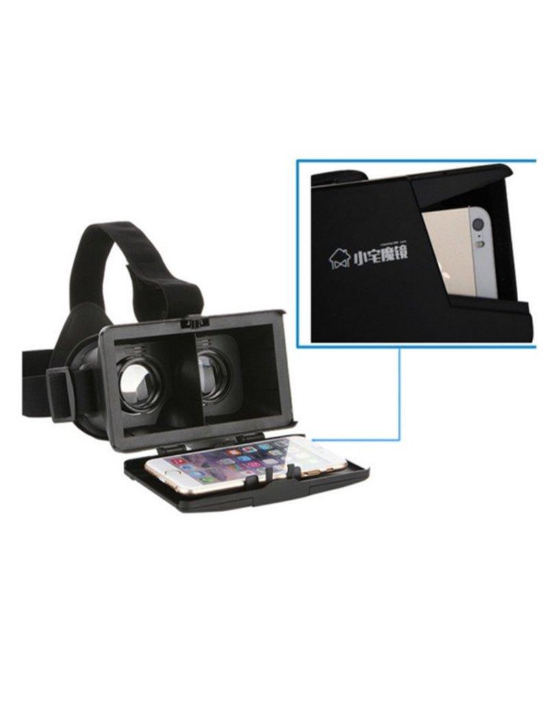 Virtual reality bril met afstandsbediening