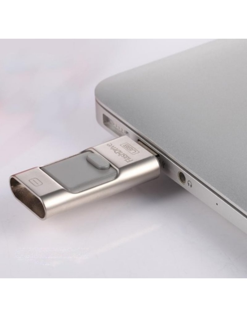 Flashdrive, externe opslag voor iPhone of iPad
