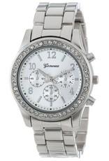 Geneva diamond watch