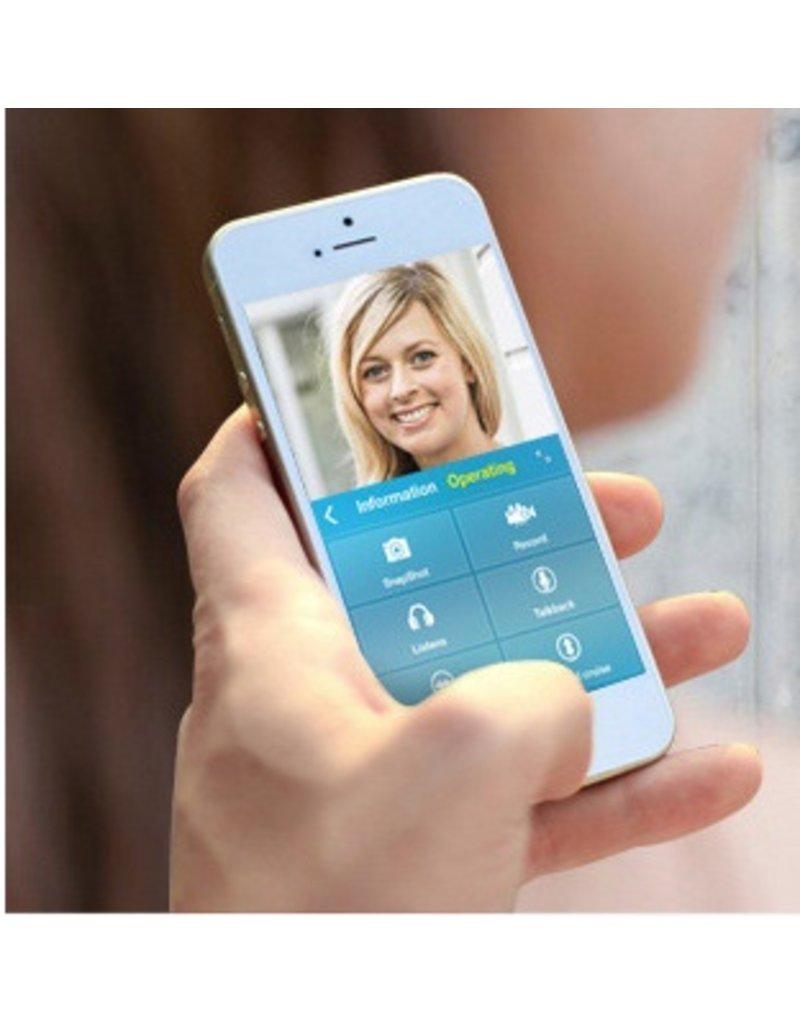 Wifi doorbell / intercom