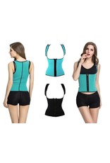 Sauna, sports vest for woman