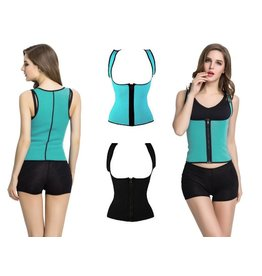 Sauna, sports vest for woman