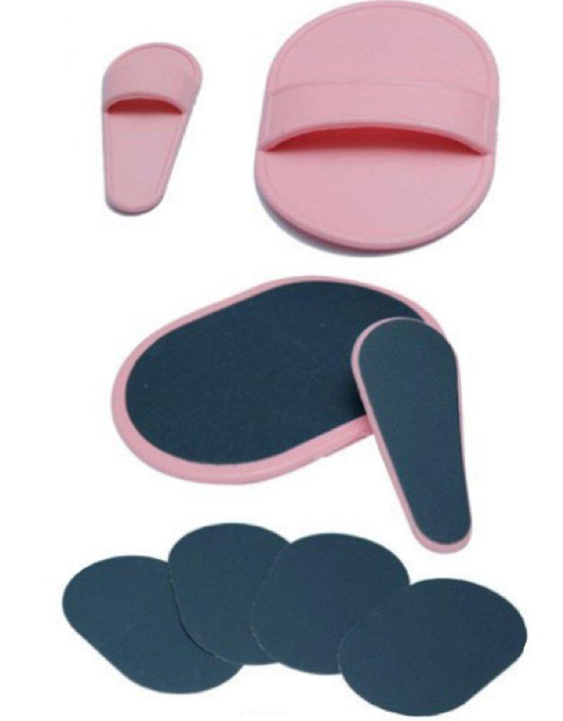 Ontharingspads - eenvoudig en pijnloos je armen, benen en bikinilijn ontharen